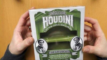 E1 - SOLUTION - Dead Lock by Puzzle Lock Houdini