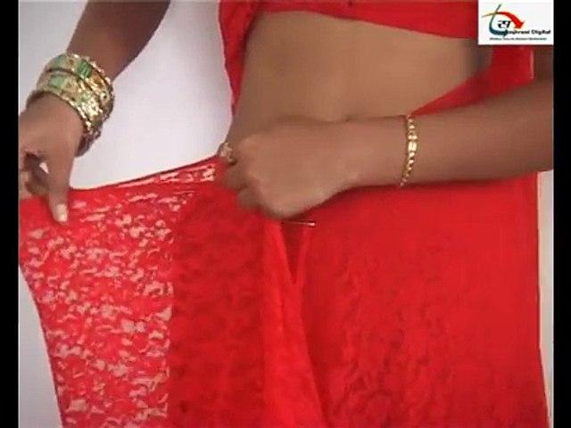 How To Wear Saree Ulta Pala