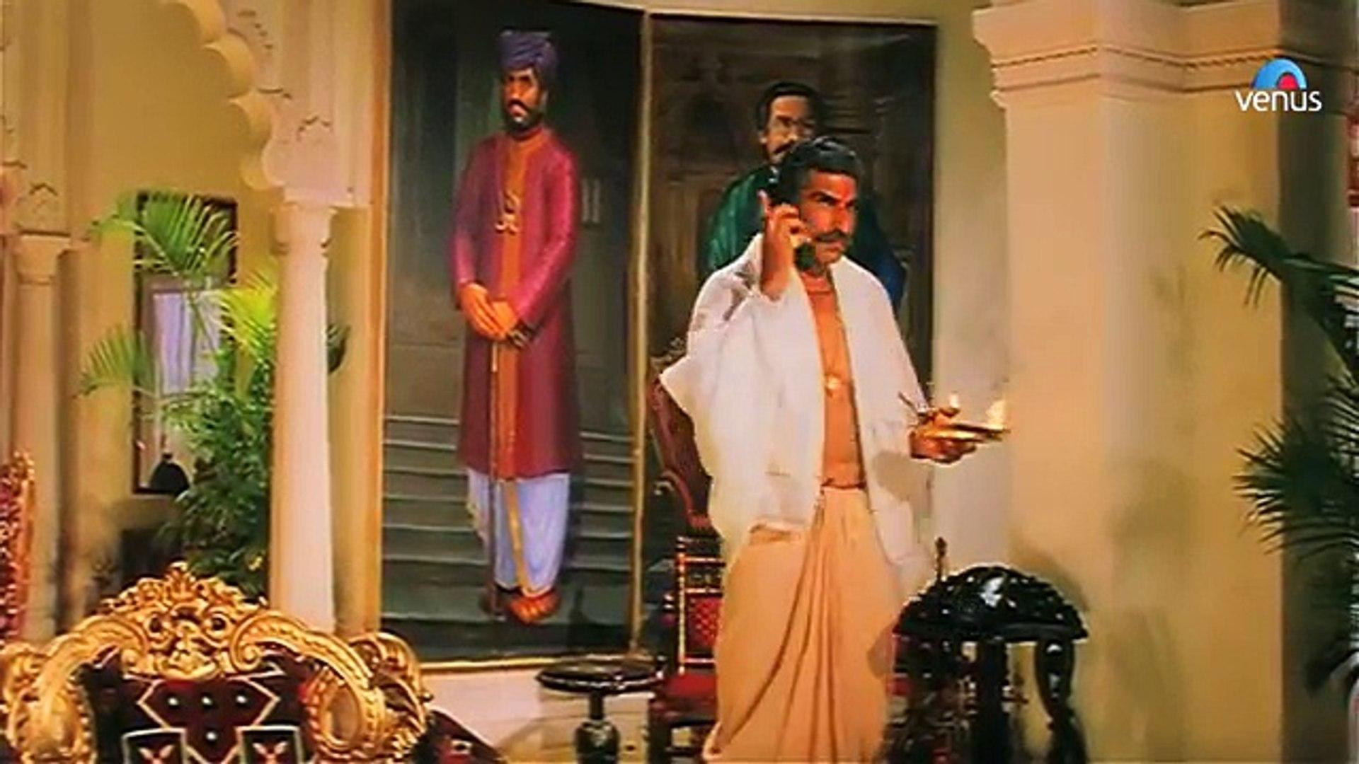 Amitabh Bachchan Best Scenes _ Hindi Movies _ Sooryavansham _