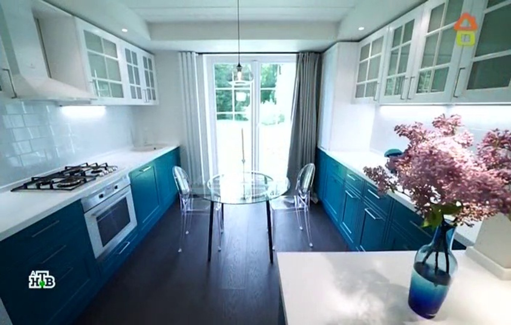 Кухня в дачном домике Дачный ответ 3.06.18