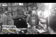 The Art of The DJ Series: Scratch Session w/ DJ Lethal Skillz | Turntablism - DTube
