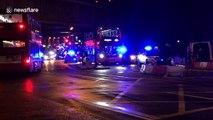 London Bridge attack anniversary: Police raid van used by terrorists