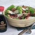 Mariage de saveurs d'Asie et d'Amérique dans cette salade Caesar revisitée La RECETTE :