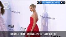 Alessandra Ambrosio at the amfAR Gala at Cannes Film Festival 2018   FashionTV   FTV