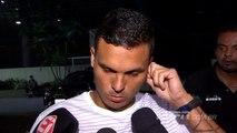Ramon sobre Zé Ricardo: 'Tinha uma aprovação do grupo como nunca vi num clube de futebol'