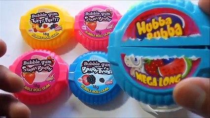 French Bubble Gum Tape vs German Bubble Gum Mini Rollz