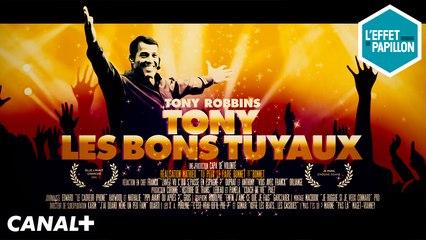 Tony Robins, le coach qui parlait à l'oreille des stars  - Le Biopic » - L'Effet Papillon du 03/06 - CANAL+