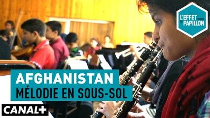 Afghanistan : Mélodie en sous-sol - CANAL+