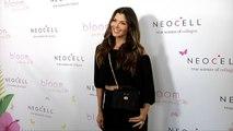 Ali Landry 2018 Celebrity Bloom Summit Green Carpet