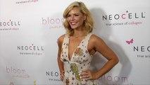 Kimberly Caldwell 2018 Celebrity Bloom Summit Green Carpet