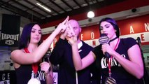 No one is safe from the Iconic Campaign. Oney Lorcan learns the hard way... Year End Awards, Iconic Duo,  Peyton Royce and Billie Kay