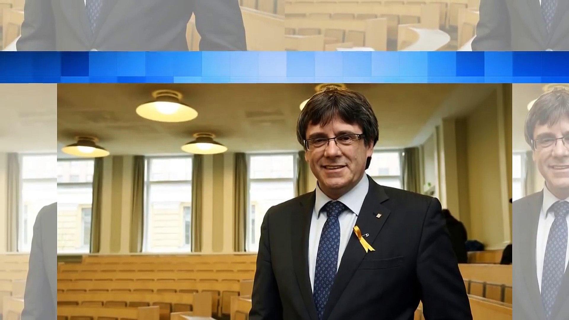 Puigdemont deja de ser un golpista