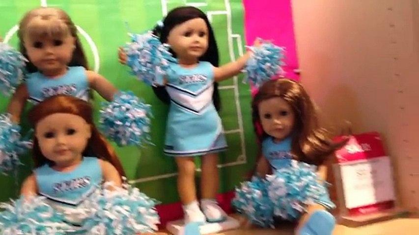 زيارتنا محل أمريكان قيرل عرايس البنات   أول لعبة American Girl Doll Store Orlando