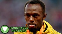 Usain Bolt STRIPPED Of His Olympic Medal For Doping Scandal! | Honorable Mentions