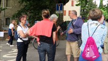 Avignon, les habitants contestent la fermeture d'une voie
