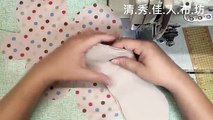 清秀佳人布坊 - 手作教學 - 布製衛生棉的作法