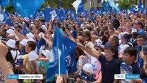 Rugby : après le sacre de Castres, toute une ville en liesse