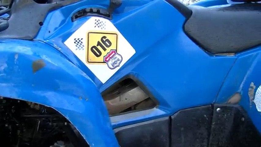 Yamaha Grizzly 700, тест драйв и вся правда о квадроцикле от владельца