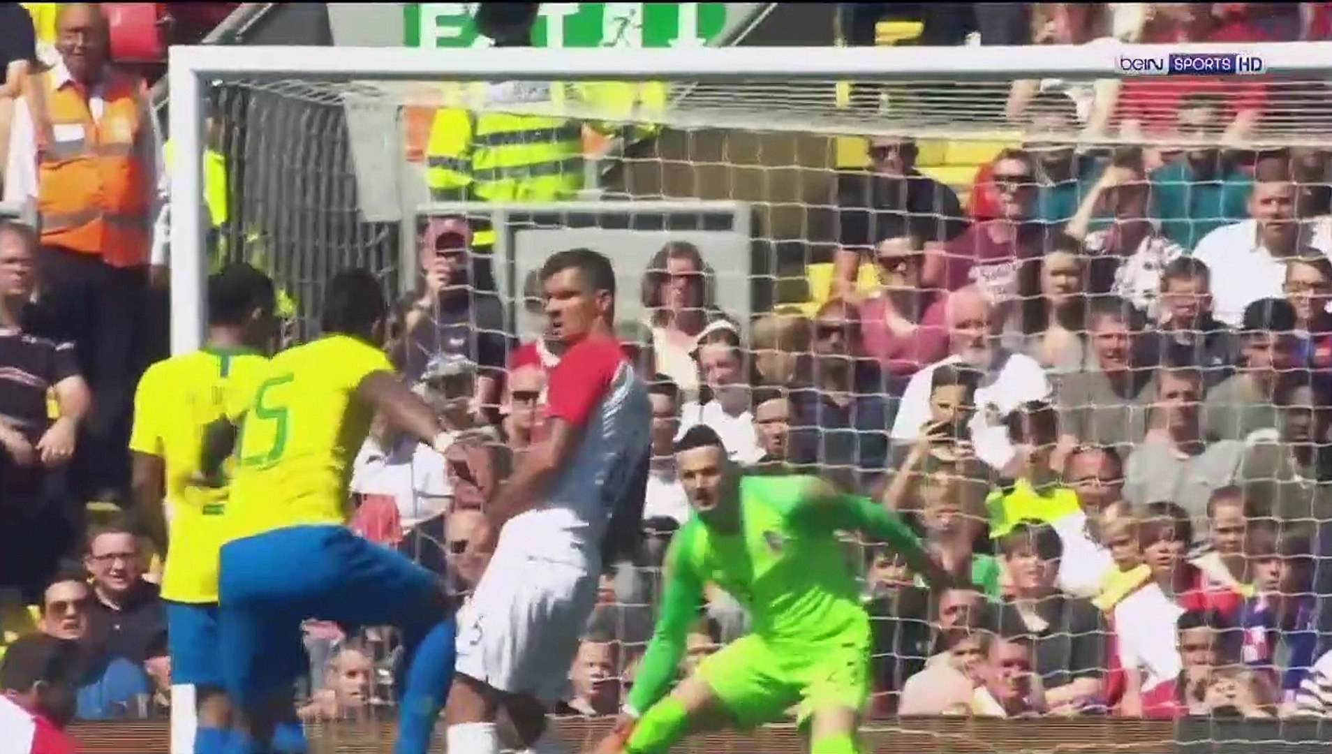 Brazil vs Croatia Extended Highlights & Goals   03 06 2018