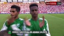 Peru vs Arabia Saudita 3-0 RESUMEN GOLES Amistoso
