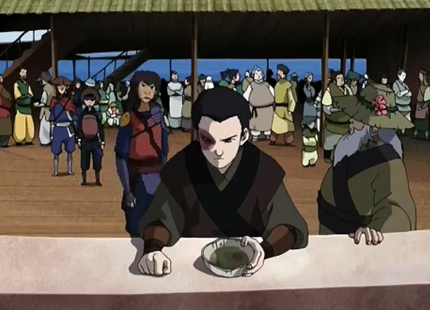 Avatar The Last Airbender S02 Ep12 The Serpent's PAs's HD Watch