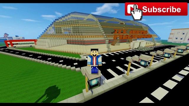#38 Город в Minecraft - Больница! (60 FPS)