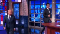 Late Show with Stephen Colbert S01 - Ep03 Vice President Joe Biden, Travis... HD Watch