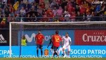 Buts Espagne 1-1 Suisse / Résumé de match