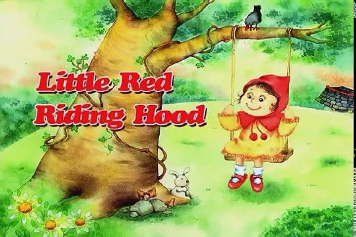 세계명작동화 시리즈 05 빨간모자