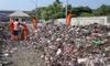 Sampah Menumpuk di Tengah Permukiman Pulau Tidung
