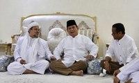 Ada Apa di Balik Pertemuan Prabowo - Amien – Rizieq?