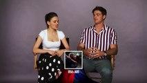 Joey King & Jacob Elordi American vs  Australian Word Battle | The Kissing  Booth | Netflix