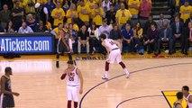 Stephen Curry NBA Finals Record SPLASH #9 - Cavaliers vs Warriors - Game 2 - 2018 NBA Finals