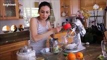 Orange Spritz Cookies Recipe - Best Cookie Recipe - Heghineh Cooking Show