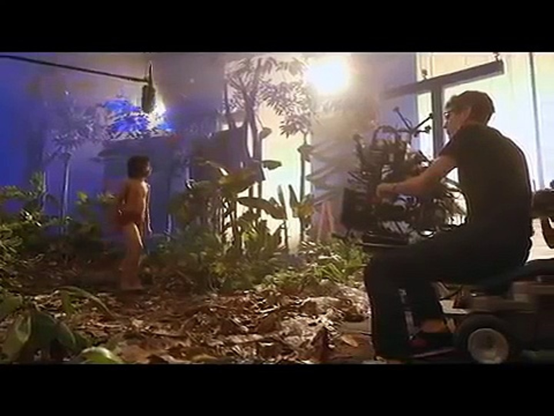 Jungle Book(Книга Джунглей За кадром) Movie VFX Breakdown CGI Behind The Camera Scenes Leaked