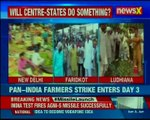 Nationwide farmers protest nters day 3, vegetable, milk  prices soar as Farmers protest