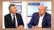 Jean-Marie Le Guen: «Le retour de François Hollande n'est pas une bonne nouvelle pour le PS»