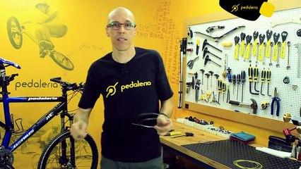 Pedaleria - Trocando o cabo de câmbio da bicicleta