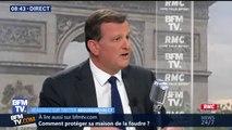 """""""Le nom du Front national était pour certains un barrage au vote. Ce barrage vient de céder"""" affirme Louis Aliot (RN)"""
