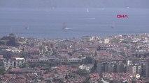 Muğla Marmaris'te Teknelerde Yüksek Müzik ve Köpük Partisi Yasaklandı Hd
