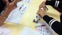 Épreuves proposées aux élèves participant au concours co-créatif et numérique « Jeux Fabrique »