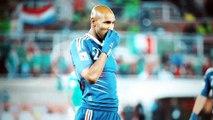 """Mondial 2010 : """"Anelka n'a pas dit ce qui a été écrit"""" en Une de """"L'Equipe"""", assure Raymond Domenech"""