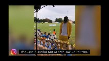 Moussa Sissoko fait la star sur un tournoi, Umtiti fait son mauvais perdant en EdF