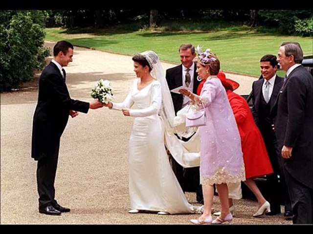 BEAUTIFUL GREEK ROYAL BRIDES - NOVIAS REALES DE GRECIA