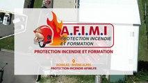 A.F.I.M.I : Protection Incendie et Formation à Echalas dans le département du Rhône 69