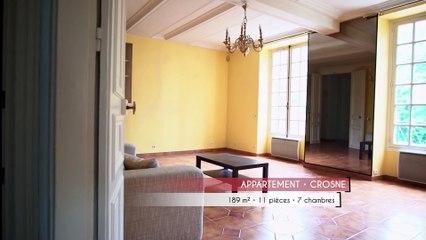 CROSNE - Maison 189 m², 11 pièces, 7 chambres