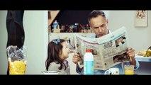 « Papa, c'est quoi cette bouteille de lait ? » (PETA)