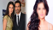 Arjun Rampal's new GF REASON behind divorce with Mehr Jessia। FilmiBeat