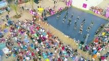 CAP D'AGDE - Retour en images sur le spectacle de TEMPS DANSE du 2 juin au MANGO's Beach Bar