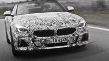 La nouvelle BMW Z4 - lumière verte pour un plaisir de conduire pur